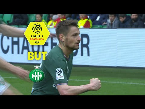But Mathieu DEBUCHY (17') / FC Nantes - AS Saint-Etienne (0-3)  (FCN-ASSE)/ 2017-18