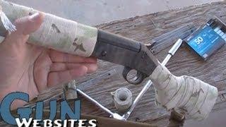 Tactical / Survival Shotgun Modifications (2012 past-blast)