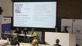 Contrasting futures for Europe / Civil society debate