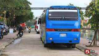 Popularity is its own enemy: Hoi An overrun by tourist buses