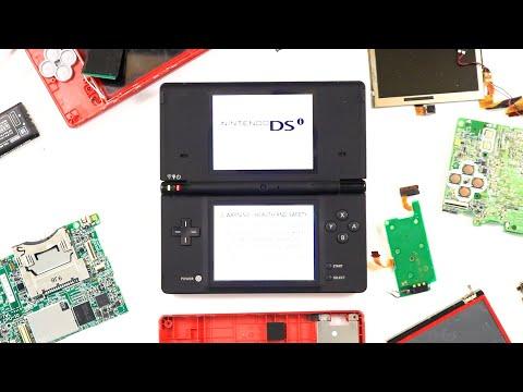 Let's Refurb! - Fixing Faulty Nintendo DSI!