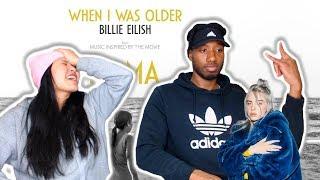 BILLIE EILISH - WHEN I WAS OLDER | REACTION