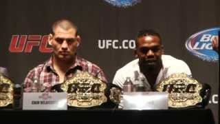 UFC World Tour New York City Press Conference
