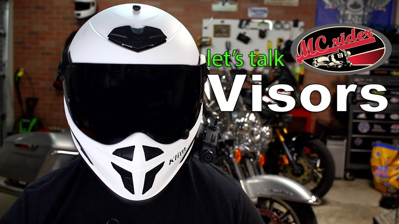 a761ec15 How to select the right Visor for your Motorcycle Helmet?