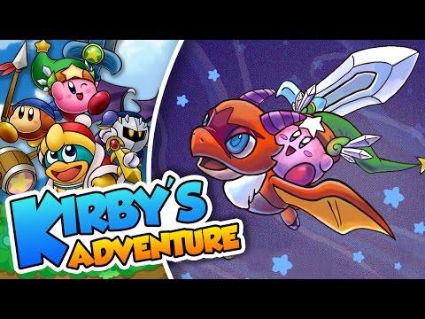 Kirby el caballero dragontino!! | 15 FINAL | Kirby's Adventure Wii con Naishys