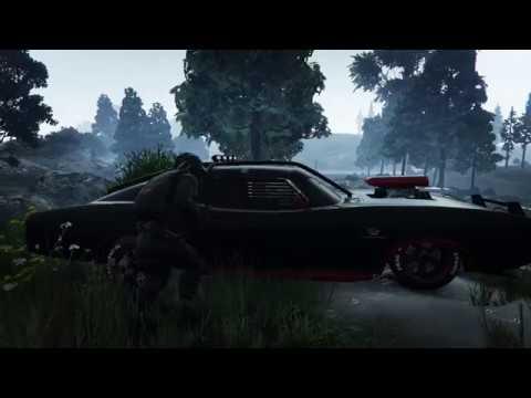 A Hunter`s Sequence | GTA Online Machinima Series #1