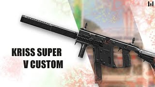 Warface: РМ на карте Объект Д17 с Kriss Super V Custom