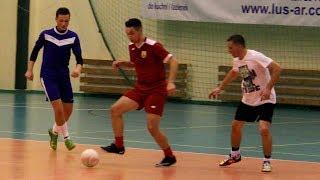 Nocna Liga Futsalu - mecze trzeciej kolejki