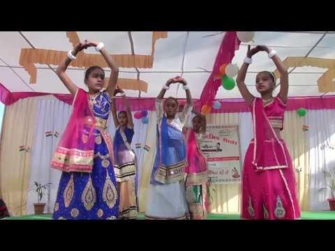 Best Swagat Geet Chagvada Primary School Programme