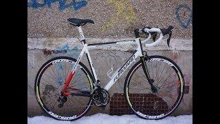 fORWARD 2220. Обзор шоссейного велосипеда