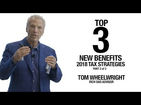 Top 3 New Tax Benefits for Entrepreneurs