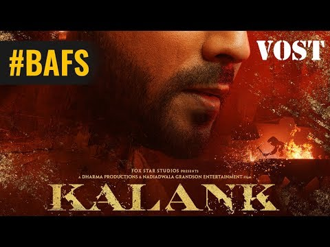 Kalank Bande Annonce Vost 2019 Youtube