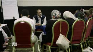 Syrian refugees find mental and physical rehabilitation in Jordan