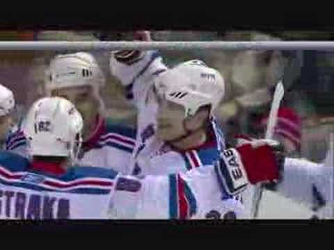 """RDS Rangers @ Canadiens (19/02/08) - """"The Comeback"""" - Part 1"""