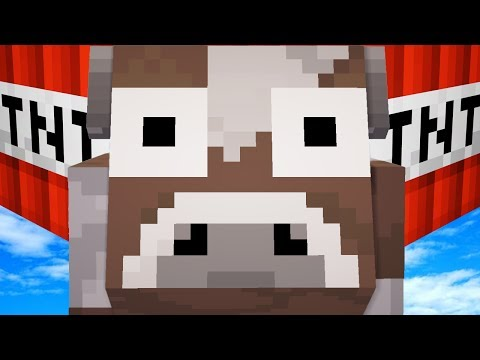 Why Cows Moo - Minecraft