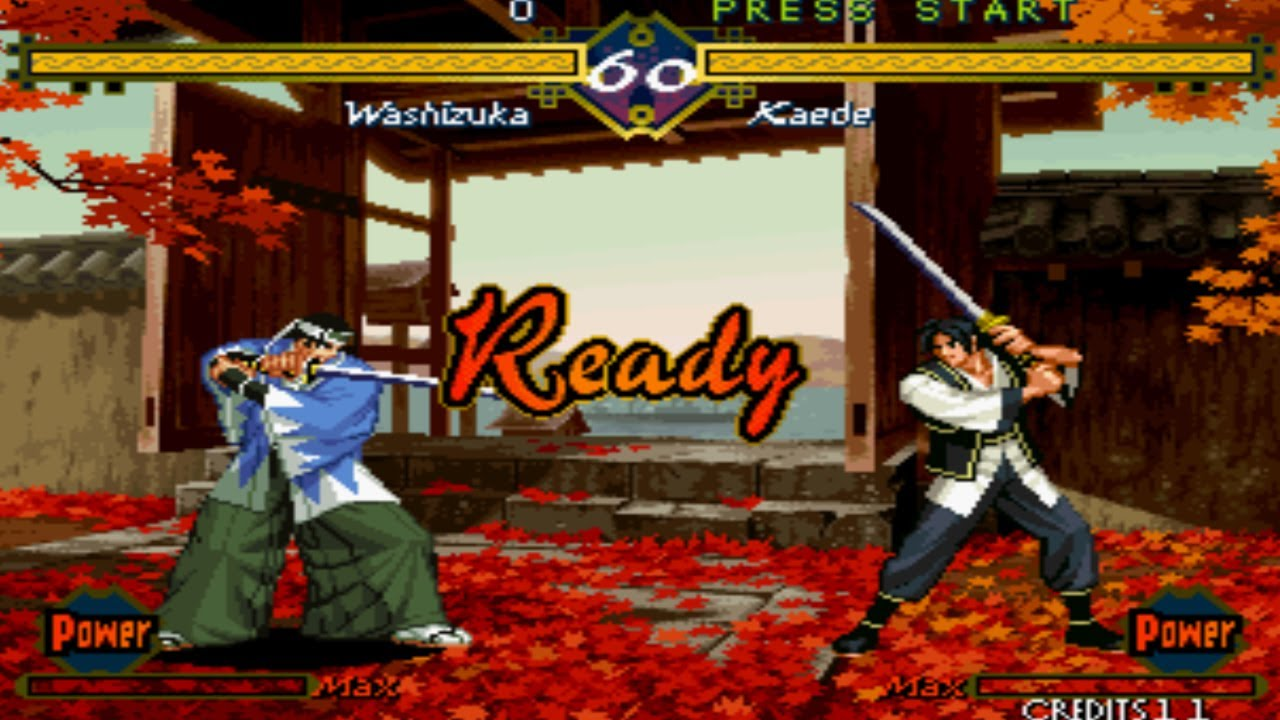 The Last Blade - Classic Arcade Fighting Game (SNK 1997 ...