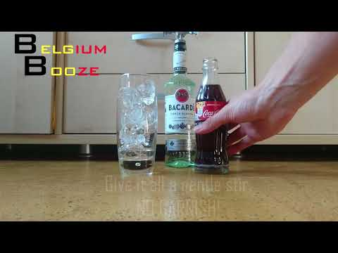 How To Serve A Bacardi & Cola [THE WORLD'S GREATEST PAIRINGS]