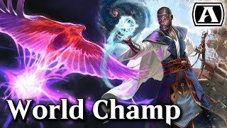 MTG Arena - Playing a World Champion