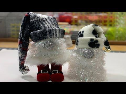 DIY GNOME TUTORIAL| 12 DAYS OF CHRISTMAS