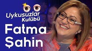 Fatma Şahin - Okan Bayülgen ile Uykusuzlar Kulübü