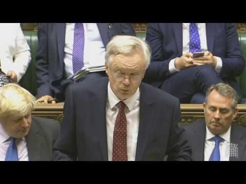 BrExit: Statement by David Davis 5 Sep 2016 (ICYMI)
