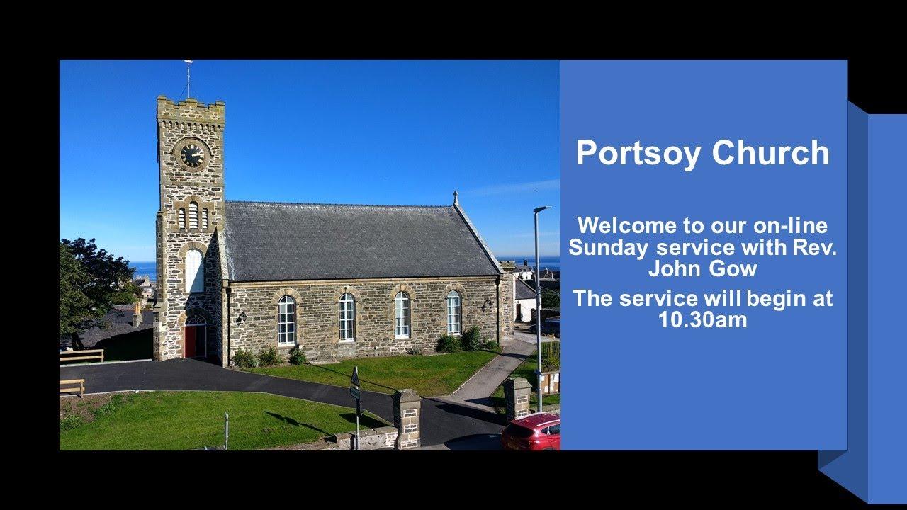 Sunday Service 17th October