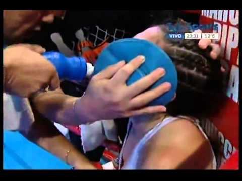Victoria Noella Bustos vs Yohanna Belen Alfonso 2013 06 28