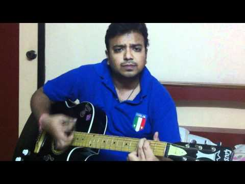 Dilbar Mere with guitar chords...a very rough try..