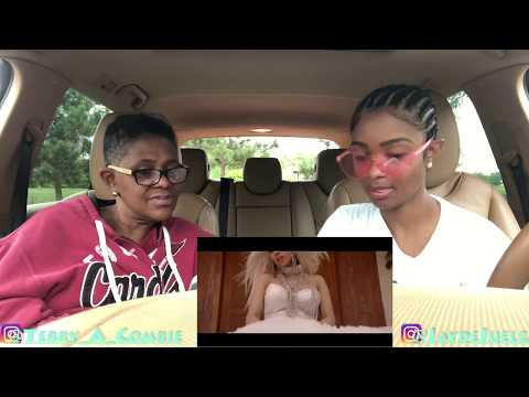 Cardi B - Be Careful Video Reaction w Moms #CarChronicles #RealReaction