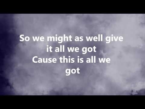 All We Got- Shawn Mendes Cover Lyrics