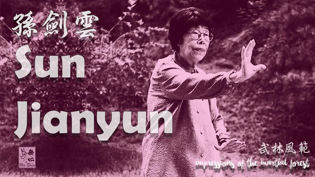Impressions of the Martial Forest 武林风范 - Sun Jianyun 孙剑云