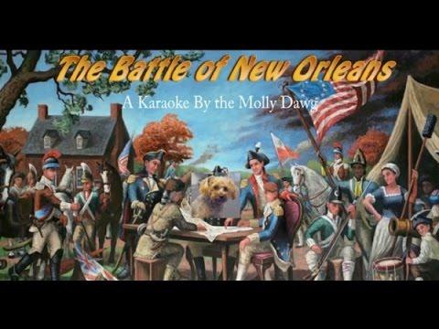 Battle of New Orleans   Karaoke