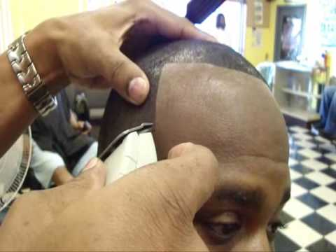 SHARP LINEUP VIDEO BY ALEX CAMPBELL HOW TO CUT BLACK MENS HAIR AND BECOME A  BARBER