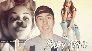 Baby Ariel Musical.ly (Musically) Videos Compilation Reaction!