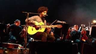 Jose Gonzalez Stay Alive Live At Cross Linx Festival Groningen