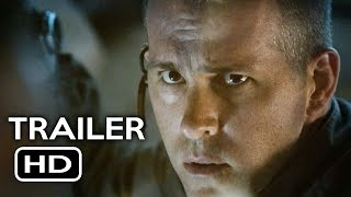 Life Official Trailer #1 (2017) Ryan Reynolds, Jake Gyllenhaal Sci-Fi Movie HD