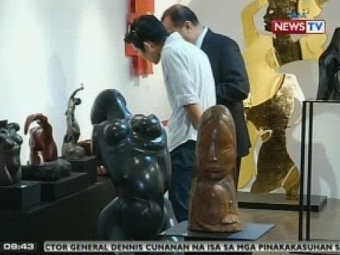SONA: 'Best of Philippine Contemporary Art,' tampok sa taunang Art Fair Philippines