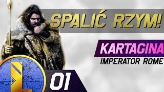 Imperator Rome ⚔️ Gameplay PL ⚔️Wczesny dostęp  Kartagina