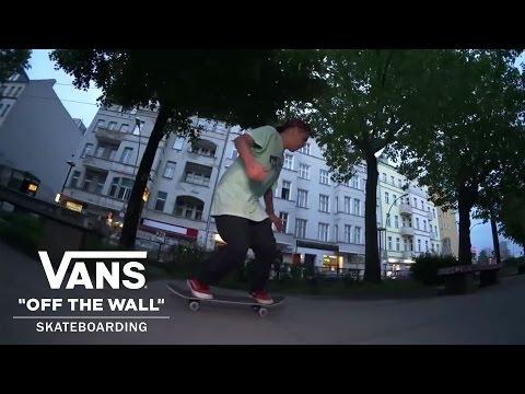 Mexico Skate Team takes the City of Berlin | Skate | VANS