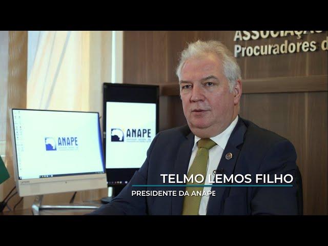 Vídeo Institucional - Anape 2019