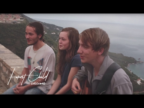 Flume - Bon Iver (Acoustic Cover by #åmittliv) | Forest Child Sessions