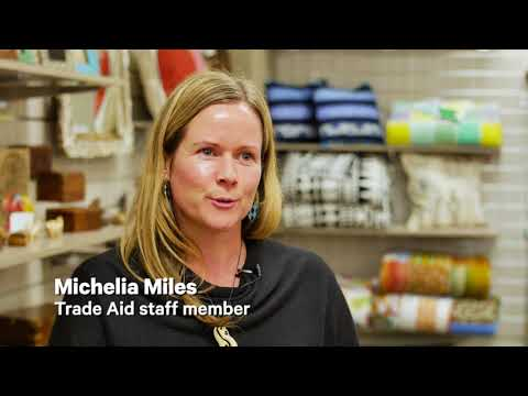 Made to feel good - Trade Aid New Zealand