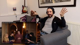 Vocal Coach Reaction - Pentatonix 'Silent Night'
