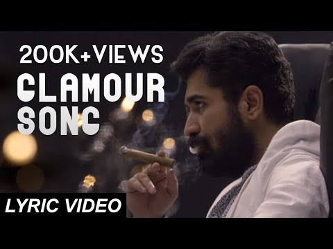 Glamour Song - Pichaikkaran (Single) | Lyric Video | Velmurugan | Vijay Antony | Sasi