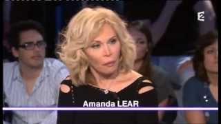 Amanda Lear  - On n'est pas couché 28 janvier 2012 #ONPC
