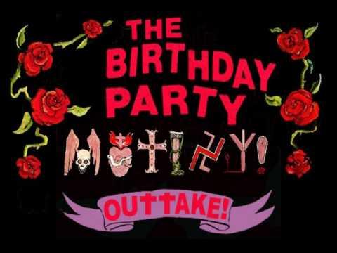 Клип The Birthday Party - Mutiny In Heaven