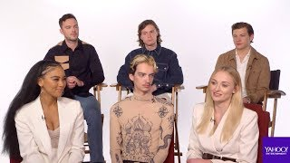 Baixar 'Dark Phoenix' cast interview with spoilers [extended interview]