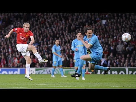 Paul Scholes - Ultimate Passing and Longshots