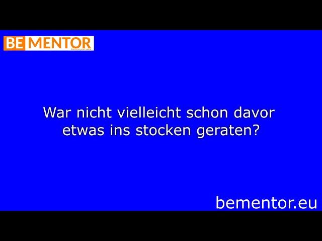 #unddanach - Be Mentor