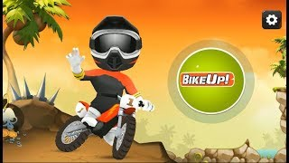 "Bike Up! ""Motor Racing Games"" Android Gameplay Video - Free Games For Kids  (Mobile Play)"